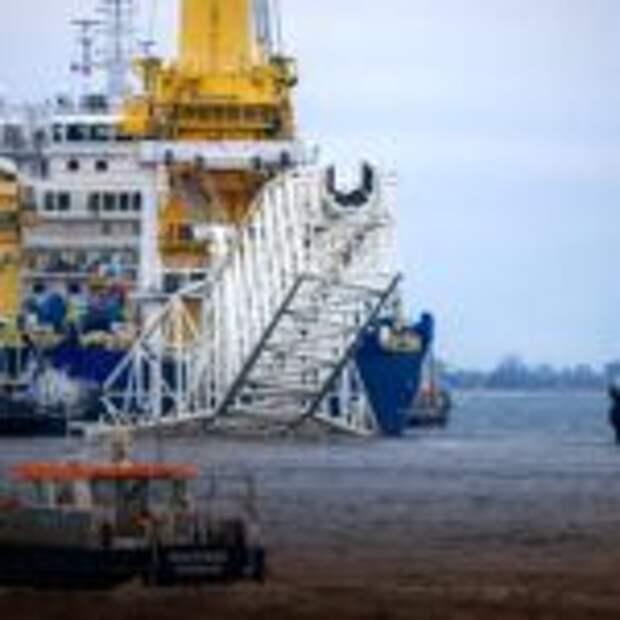 «Беспрецедентный случай»: Оператор «СП — 2» заявил о спланированных провокациях военных кораблей