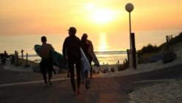 Шесть лучших мест в Европе для серфинга в сентябре