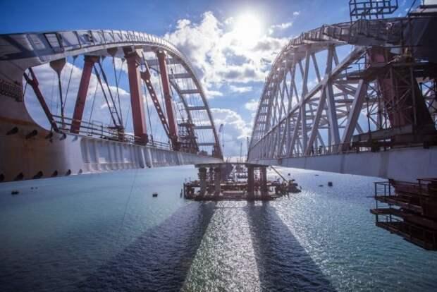 На Крымском мосту новый рекорд