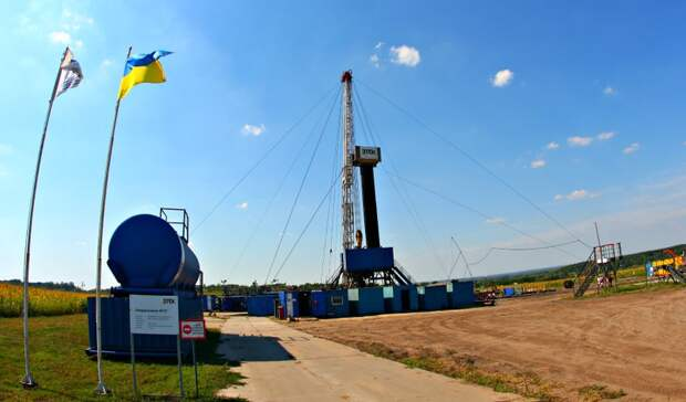 Приток газа получил «Нафтогаз Украины» наСтрелковом месторождении вХерсонской области