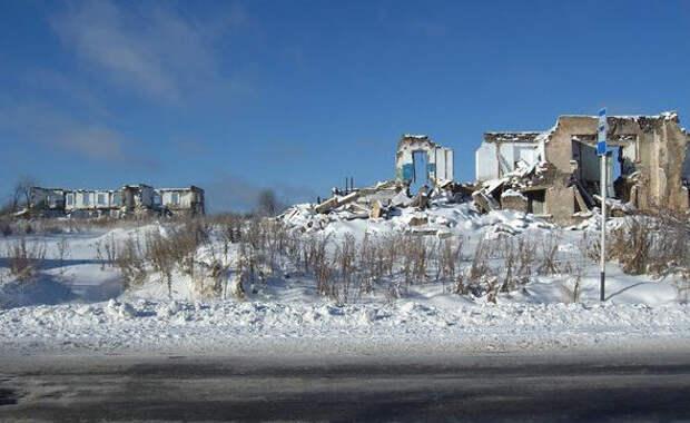 Города-призраки на карте России. Часть 5: Верхняя (Старая) Губаха Верхняя Губаха, город-призрак, ушедшее, эстетика
