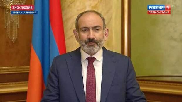 Пашинян: Участие Турции сделало войну объявленной всему армянскому народу