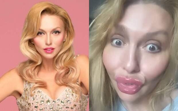 Оля Полякова с детьми Машей и Алисой решили попробовать увеличить себе губы