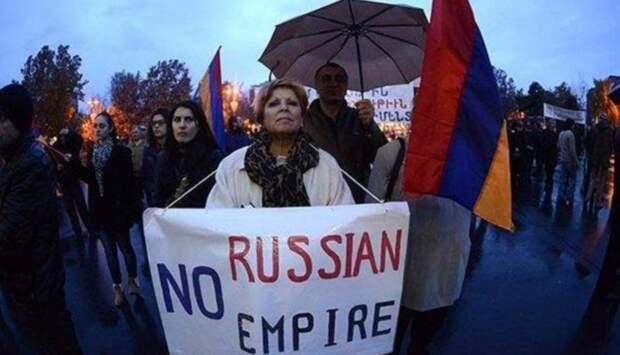Заметки о ситуации в Армении: Выбрали предательство – получили войну!…