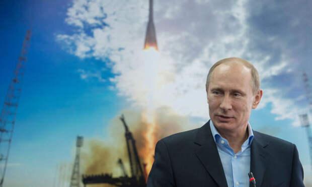 Раньше Путин уже говорил о прорыве.