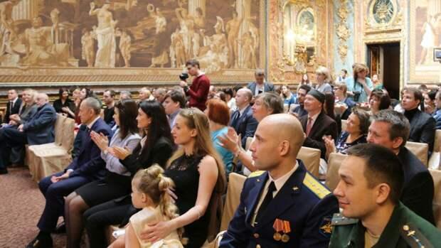 Премиями за охрану общественного порядка наградят 50 жителей Петербурга