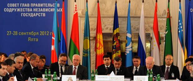СССР возрождается в экономике Москва приглашает всех присоединяться к торговому пространству СНГ