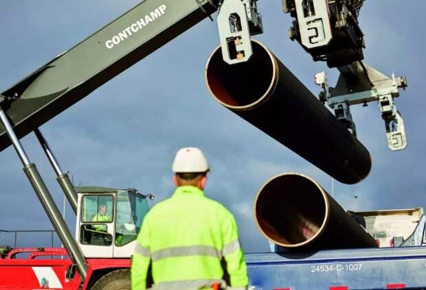 Фонд в поддержку  «Северного потока – 2» одобрили в Германии