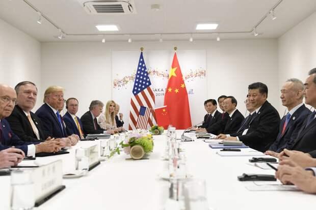 Кто тут «прежде всего»? О балансе торговой войны США и Китая