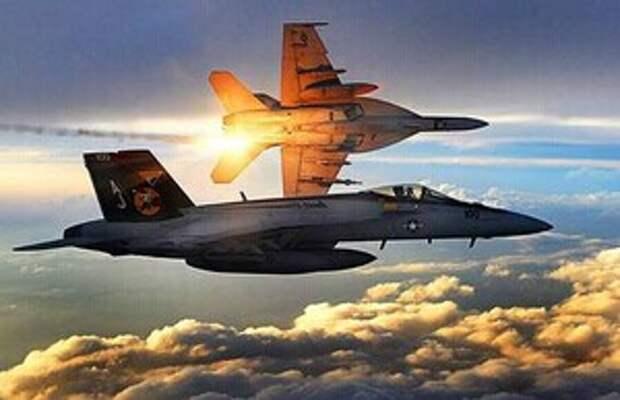 """F-22 действительно может сбить 20 китайских самолетов? (""""Сыкэ"""", Китай)"""