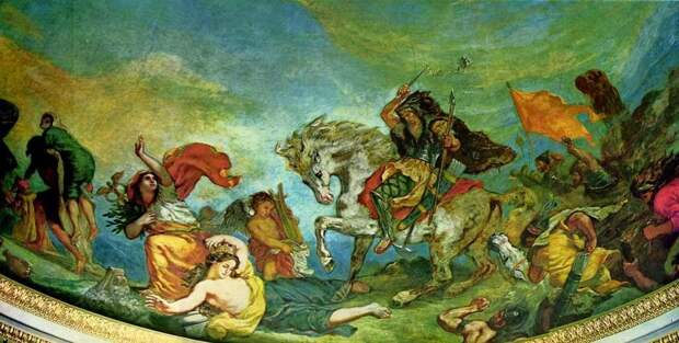 Аттила и Русь IV и V века