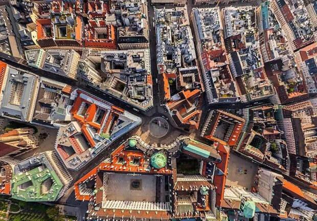 Такими выихне видели: 25 фотографий городов свысоты птичьего полета