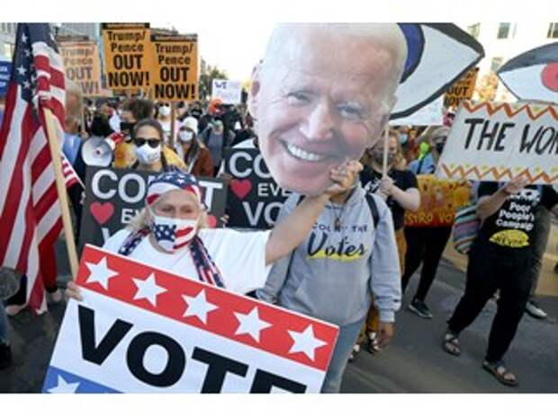 Разъединенные штаты Америки. Станет ли Байден президентом для всех?