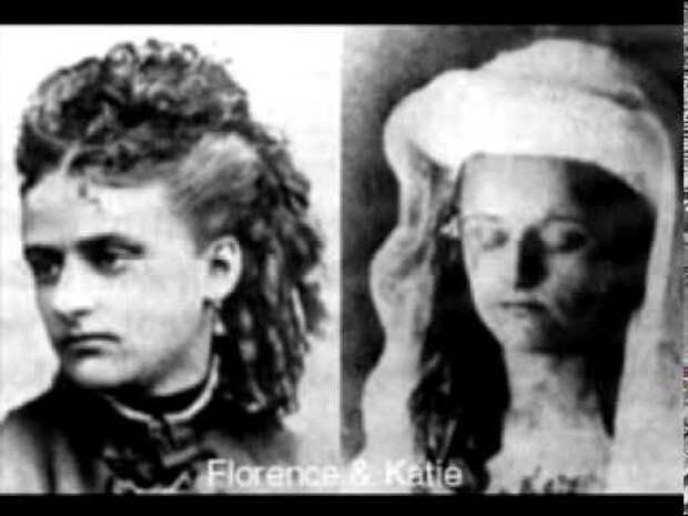 Между мирами: история Флоренс Кук— женщины, говорившей спризраками