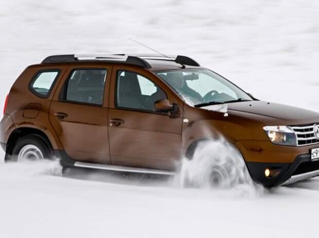 Renault Duster из парка ЗР: лучше не бывает?