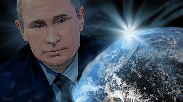 Путин может заглядывать в будущее - мировым титанам стоит бояться?