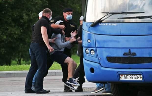 Задержание россиян в Минске назвали провокацией спецслужб Украины