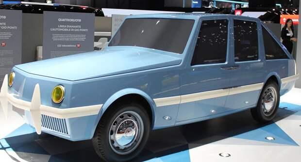 Как автомобиль 65-летней давности стал реальностью
