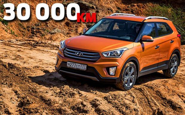 Hyundai Creta из парка ЗР: четыре главных недостатка