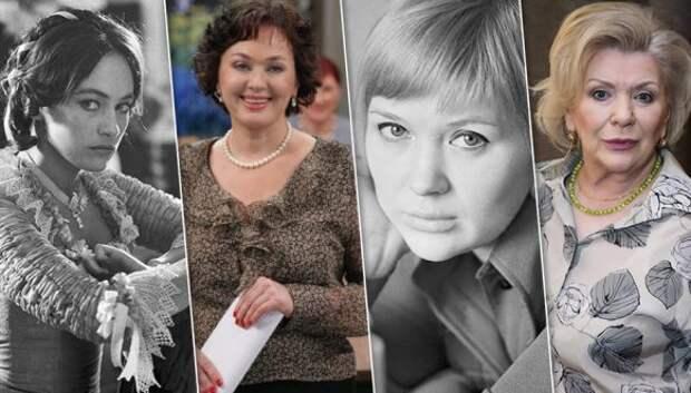 Советские звезды с пышными формами: как они выглядели в молодости