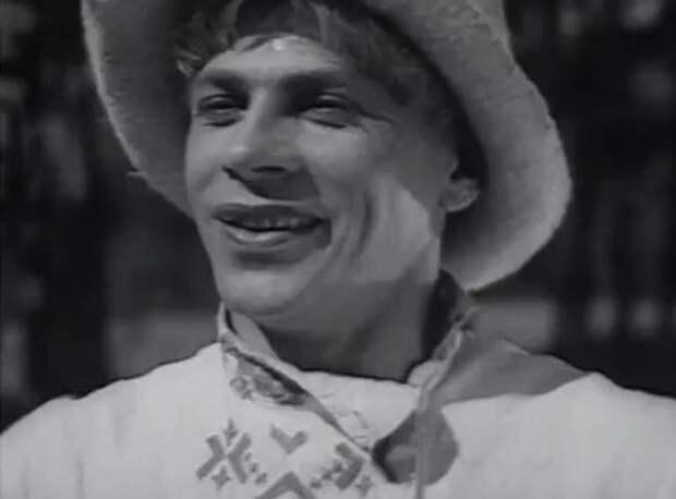Любимые советские актеры: Пётр Савин.