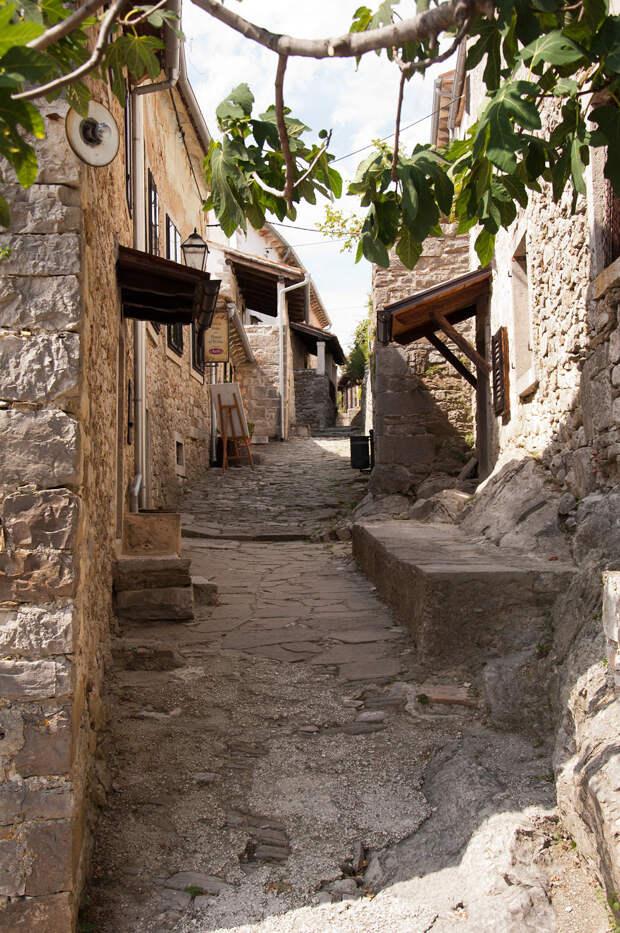 Самый маленький город в мире - Хум