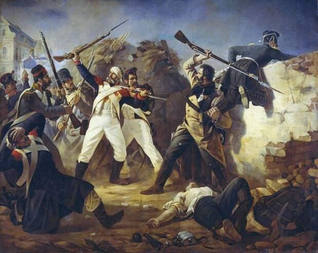 Самые яркие победы русской армии над Наполеоном