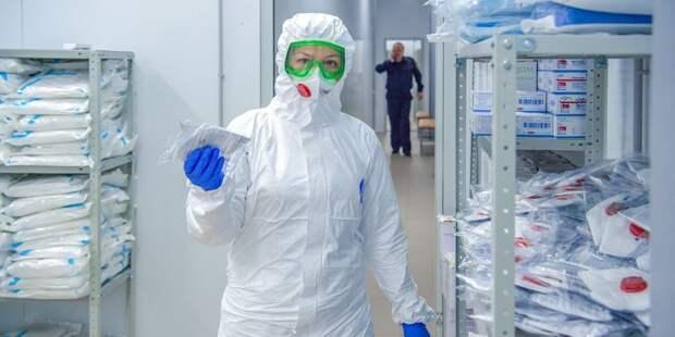 В центре госуслуг на Изумрудной можно будет сделать бесплатный экспресс-тест на коронавирус