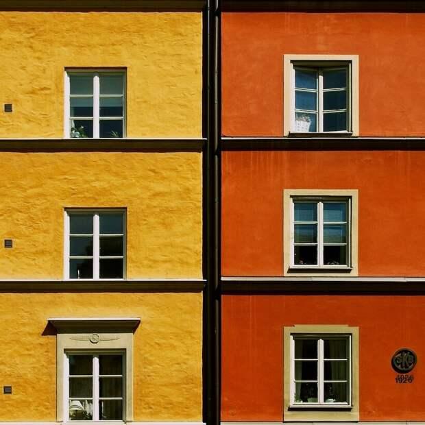 Не только голландцы: почему шведы тоже отказались от штор на окнах