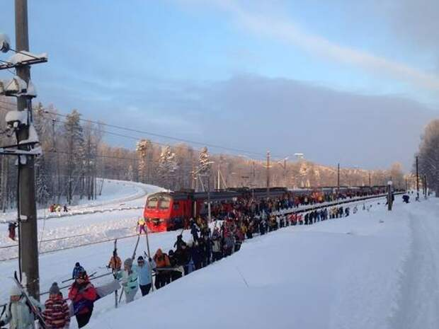 В Санкт-Петербурге стартуют «Лыжные стрелы»
