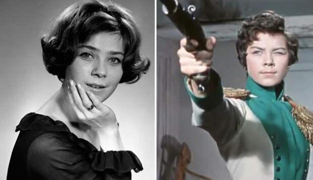Известные советские актрисы, которые блестяще сыграли мужские роли.