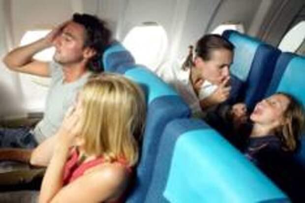 Что нас бесит в пассажирах самолётов?