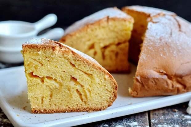 ИТАЛЬЯНСКИЙ пирог «12 ЛОЖЕК» — просто и быстро