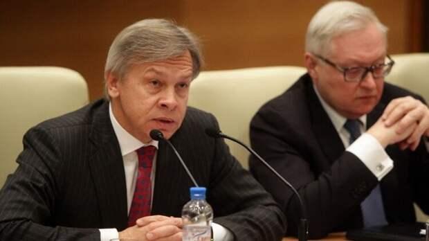 Пушков объяснил, почему России необходимо выйти из ПАСЕ