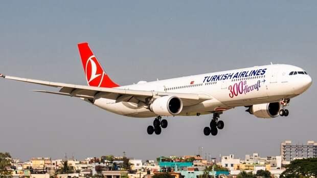 Ростуризм планирует организовать возвратные рейсы из Турции за 10 тыс. рублей