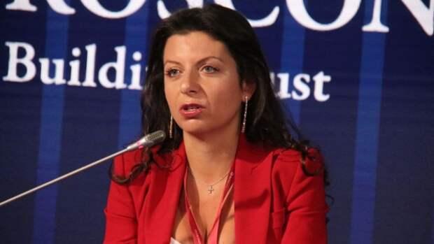 Симоньян на примерах показала разницу в отношении к гражданам в России и США