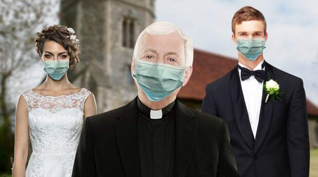 Праздники на карантине: что делать, если свадьба попадает на период изоляции?