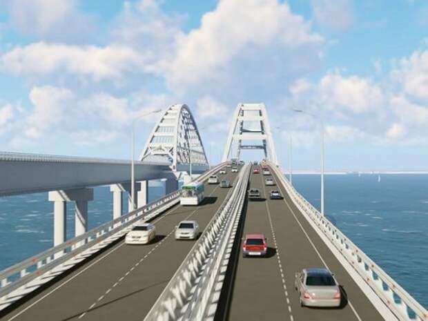 Депутат Верховной Рады: «Если Крым наш, то и Керченский мост тоже наш»
