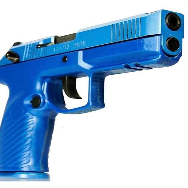 Маркерный пистолет ЦНИИточмаша получил официальное «имя»