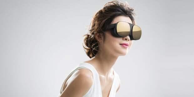 HTC выпустила компактные очки виртуальной реальности Vive Flow