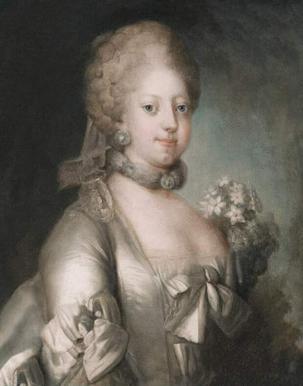 Каролина Матильда. <br>
