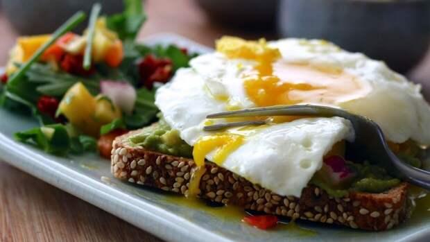 Назван самый полезный способ приготовления яиц