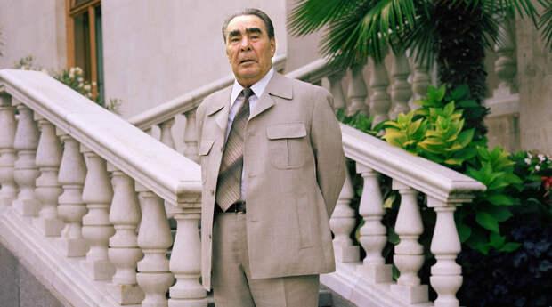 35 лет назад умер Леонид Брежнев - Газета.Ru