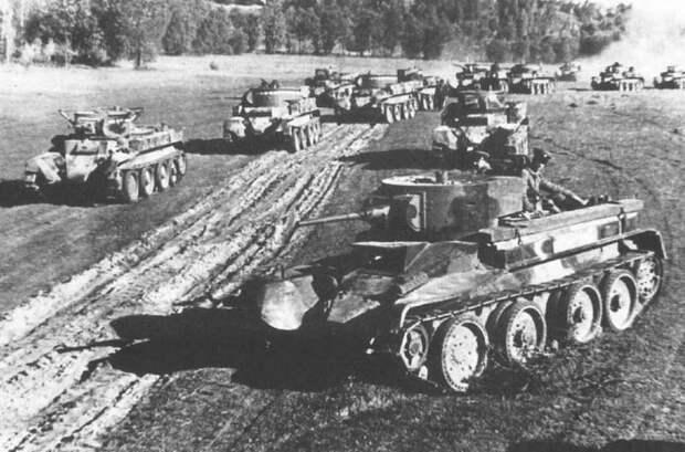 Был ли контрудар в 1941-м под Дубно — Луцком — Бродами танковым сражением