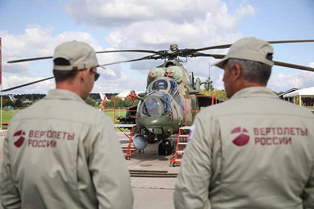 Интрига в том, что похожие заявления делает холдинг «Вертолеты России» (тоже входит в «Ростех»). На нынешнем МАКСе он представил свой вариант модернизации «двадцатьчетверки» — Ми-35П+