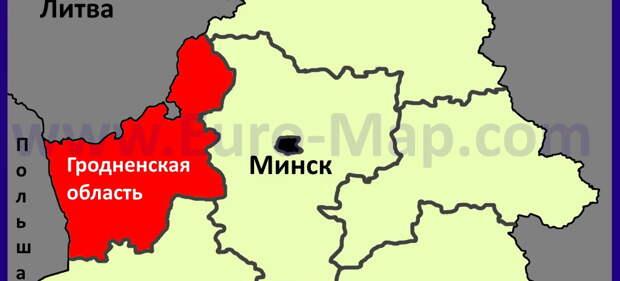 В Белоруссии появился сепаратистский анклав