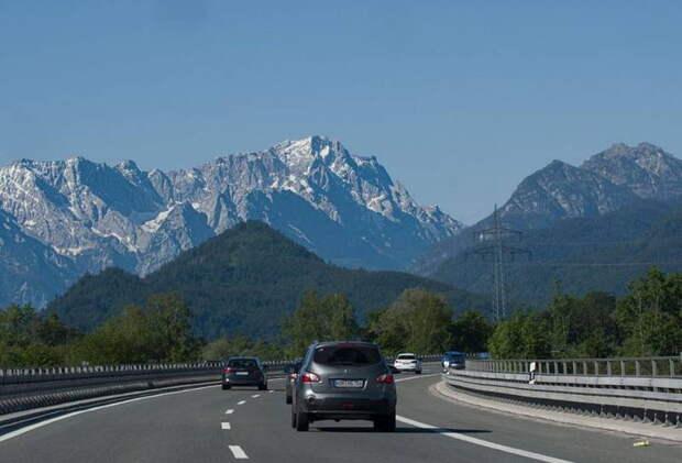 Трасса, которая соединит Германию и Китай, пройдет через Россию
