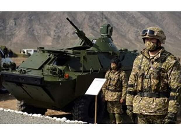Почему Киргизия и Таджикистан стреляют друг в друга?