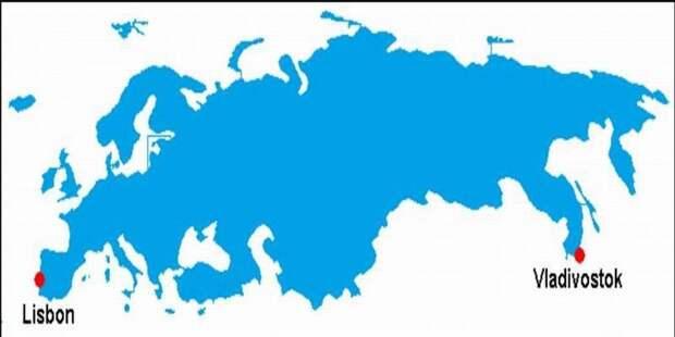 В Германии вспомнили о проекте единого экономического пространства от Лиссабона до Владивостока