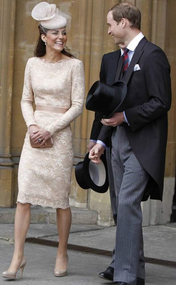 Стиль Герцогини Кембриджской (трафик)